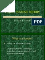 Sistem Teori Keluarga