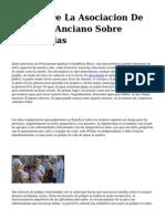 <h1>Weblog De La Asociacion De Ayuda Al Anciano Sobre Residencias</h1>
