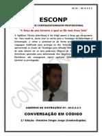 2.ª Edição_conversação Código; Manual Espionagem; Investigação