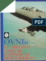 Ovnis El Archivo El Archivo Militar Español Al Descubierto R-006 Nº045 - Mas Alla de La Ciencia - Vicufo2