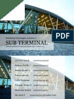 Metode Perancangan Sub Terminal Bus tipe C
