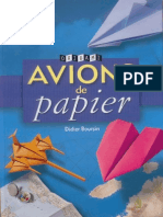Didier Boursin - Origami Avions de Papier - 2004