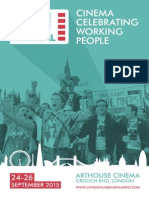 London Labour Film Festival Programme 2015