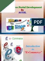 Ecommerce Portal Development by ACG Infotech