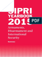 SIPRI Yearbook 2015 Summary in English