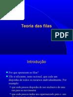 TEORIA DAS FILAS