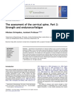 The Assessment of the Cervical Spine.
