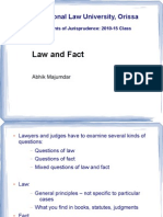 02 Law and Fact