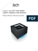 Adaptador de Áudio Bluetooth Logitec_2