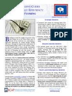 Wyoming Fact Sheet