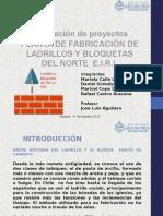 Presentación Final Planta Bloquetas y Ladrillos