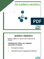 1.Introdução a  Quimica Organica