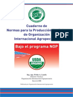 7 Normativa USDA NOP Final Rule