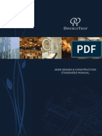 Doubletree Design Standards Manual