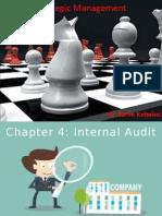 Strategic Management Ch 4