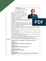 Cartografia a Nível Nacional Chile