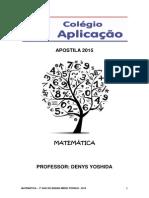 1 Ano Matematica-1