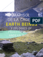 Earth Beings by Marisol de la Cadena