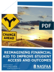 Reimagining Financial Aid Student Outcomes