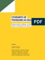 Informe FINAL Estudiantes de Periodismo en Chile