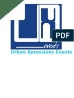 Ux Events-Event Mangement