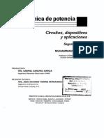 Electronica de Potencia, Circuitos, Dispositivos y Aplicaciones - 2da Edicion - Muhammad H. Rashid