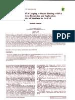 Michele Amouyal Genes Genomes Genomics