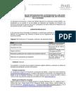Convocatoria 06-2015 y Bases