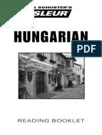 10 Hungarian Comprehensive Level I (Lessons 1-30)