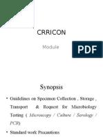 Crr Icon -specimen management