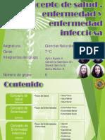 Concepto de Salud Enfermedad y Enfermedad Infecciosa 7C v6