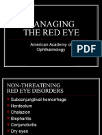 Managing the Red Eye.ppt