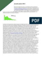 Devaluacion En Venezuela Junio 2013