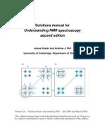 Solutions Manual Keeler