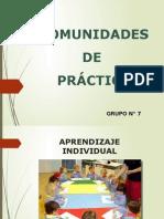 Comunidades de Practica
