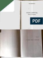 PELBART, Peter P. - A Vida Em Comum - Vida Capital