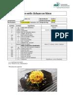 Res Estilo Sichuan Con Fideos