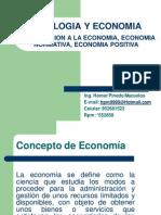 Economía Positiva - Economía Normativa