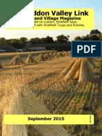Loddon Valley Link 201509 - September 2015
