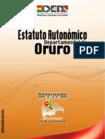 Estatuto Oruro