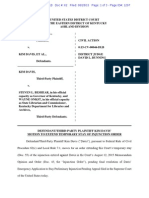 Kim Davis files for extension