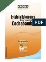 Estatuto Cochabamba