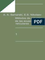 Método de Solución de Las Ecuaciones Reticulares 1 - A. Samarski - E. Nikolaev