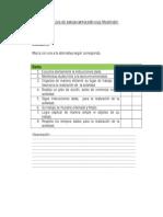 Lista de Cotejo Confección Caja Mackinder