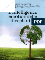 L Intelligence Emotionnelle Des Plantes Cleve Backster