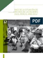 Derechos de La Mujer 2014 15