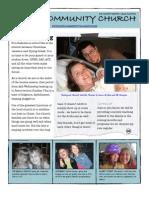 FCC Newsletter Mar '10 PDF Print