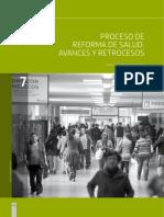 Proceso Reforma Salud 2014 15