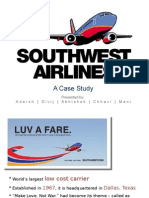 Southwest Airlines - 1