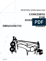 Dragonetti en Sol-Piano